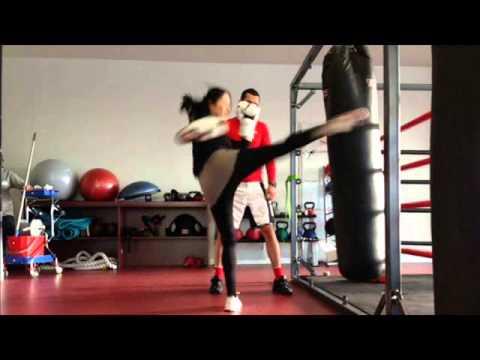 women's muay thai training World Class Город столиц