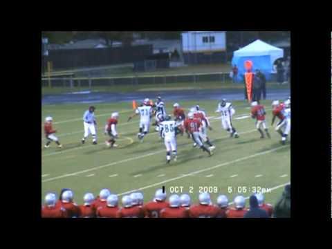 Nathan Massey 2009 Bartlett football highlight tape.mpg