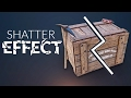 SHATTER / DESTRUCTION in Unity (Tutorial