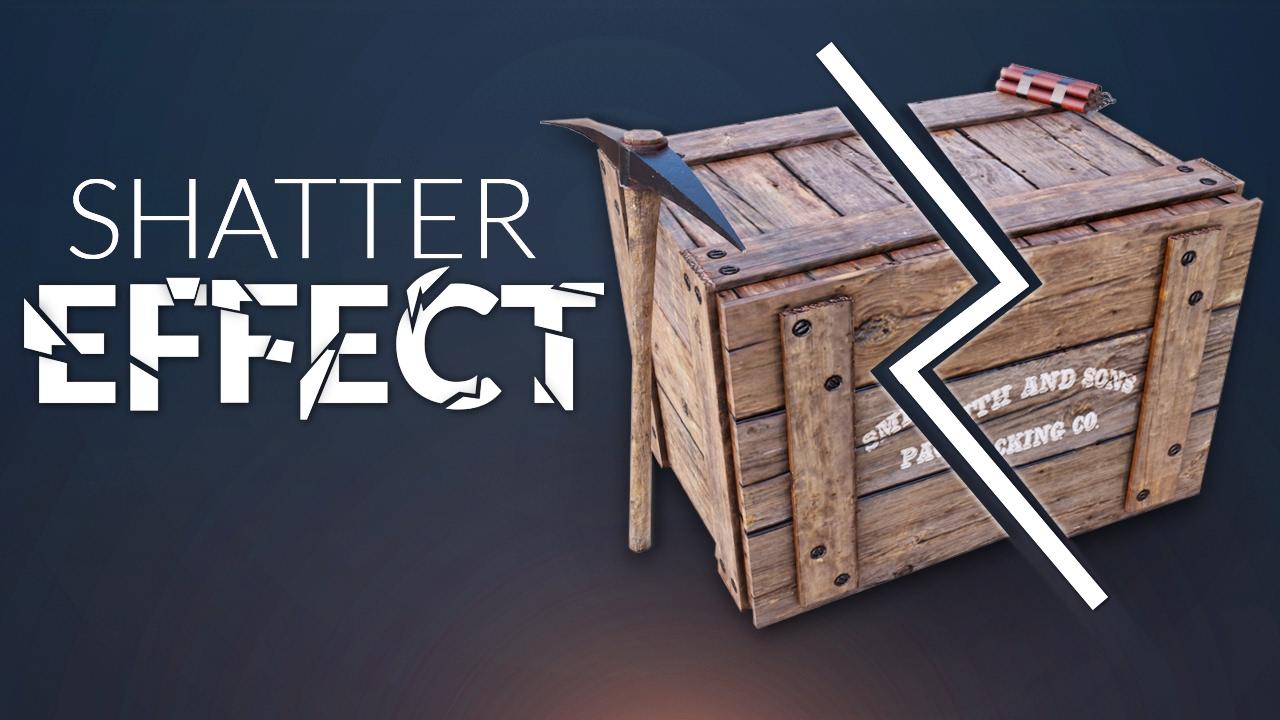 Download SHATTER / DESTRUCTION in Unity (Tutorial)