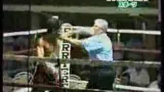 BOXING GOES CRAZY