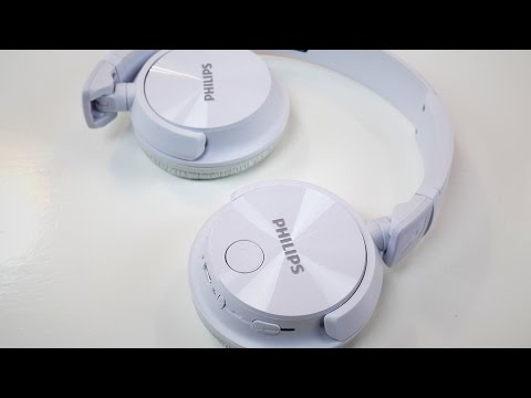 [Review] Philips SHB3060 | Auriculares BT livianos aptos para correr