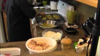 Chicken Recipes: Chicken Wings Recipe: Baked Chicken Wings: Southeast Asian Inspired Chicken Wings