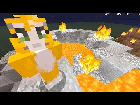 Minecraft: Xbox - Building Time - Volcano {59}
