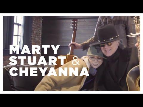 Vault Sessions: Marty Stuart & Cheyanna
