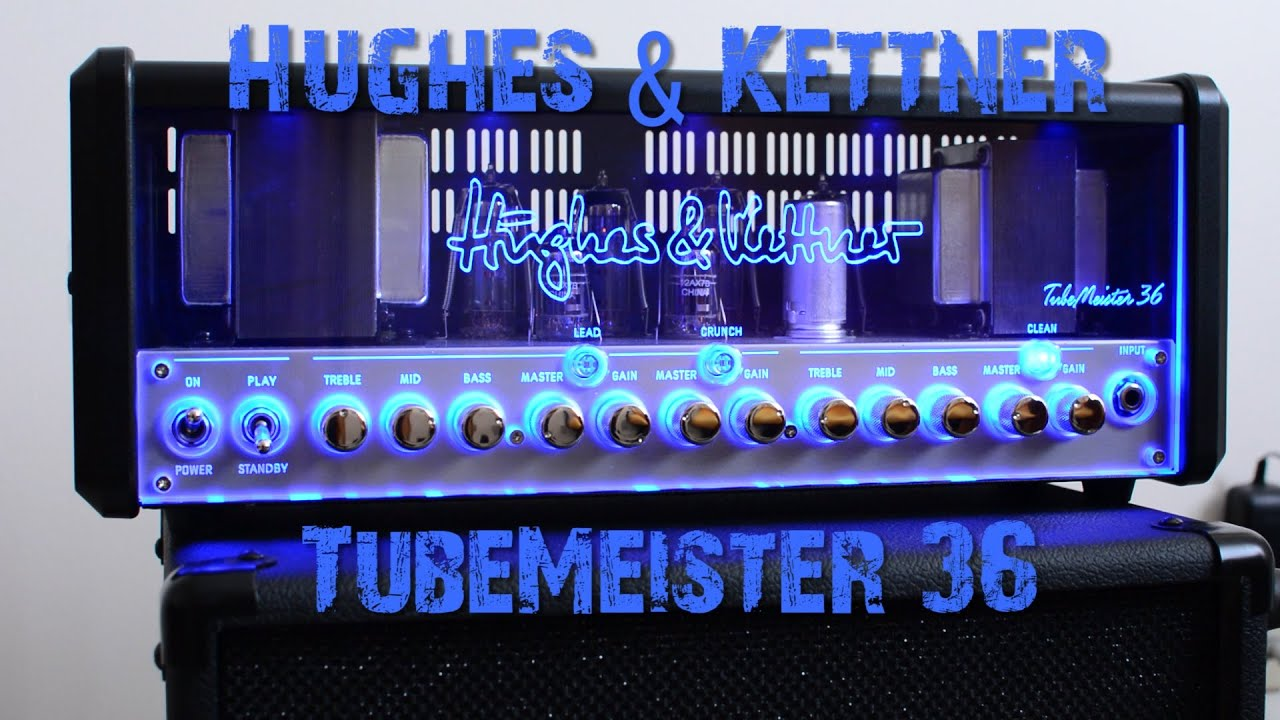 hughes kettner tubemeister 36 youtube. Black Bedroom Furniture Sets. Home Design Ideas