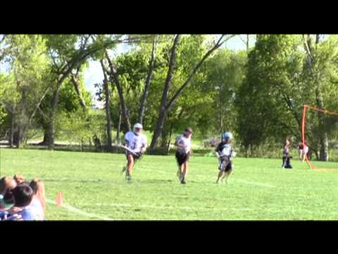 Highland Lacrosse Vs West Jordan Highlight 2014