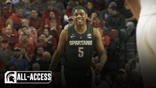 Cassius Winston | Spartans All-Access | Michigan State Men's Basketball