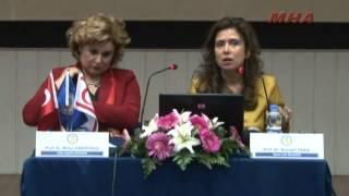 Prof. Dr. Ayşegül Yıldız, DAÜ'de Aklın Sınırlarını Anlattı [ magusahaberajansi.com ]