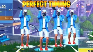 FORTNITE PERFECT TIMING Best Moments #15