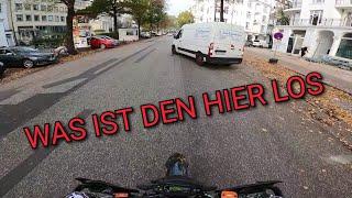 German Motorrad Road Rage #17