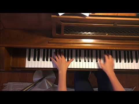 Caravan Palace - Lone Digger - Ragtime Piano (LyricWulf version)