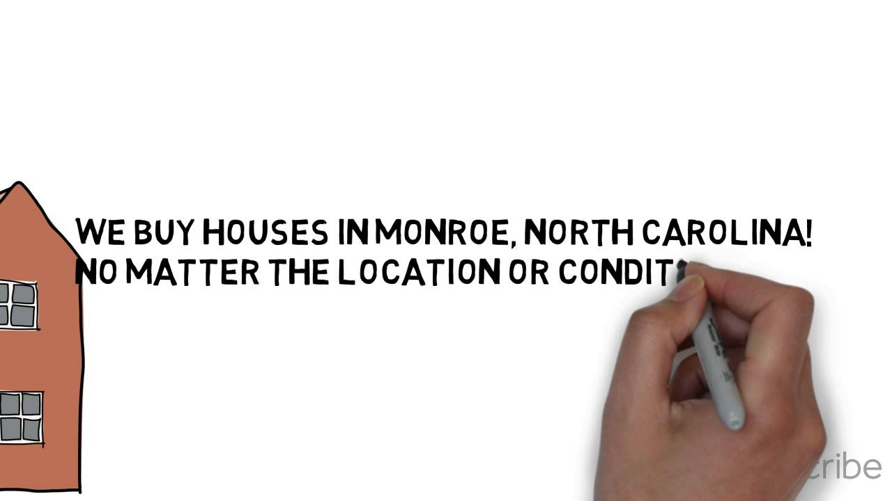 We Buy Houses in Monroe NC | Call 704-594-1919 | Sell House Fast Monroe North Carolina