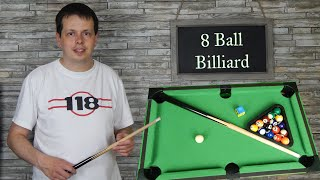 ASMR 8 Ball Billiard Challenge (Andre vs. Nina)