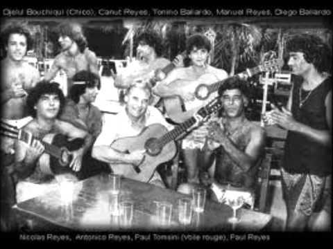 Los Reyes - Gipsy Rumba
