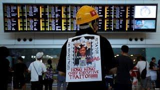 热点快评:香港警民对抗升级,北京称抗议者触碰一国两制底线