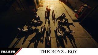 [THAISUB] THE BOYZ - Boy (소년)