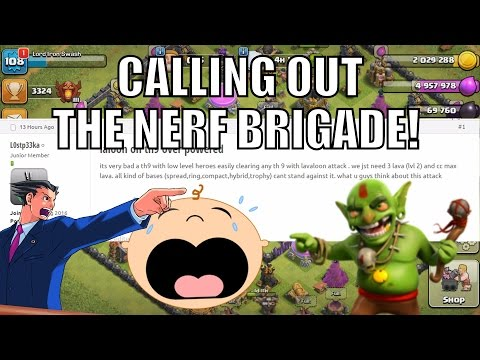 IS TH9 QUADLOON OVERPOWERED? | CLASH OF CLANS FORUMS