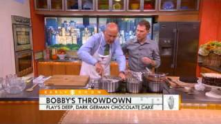 Bobby Flay's German Chocolate Cake