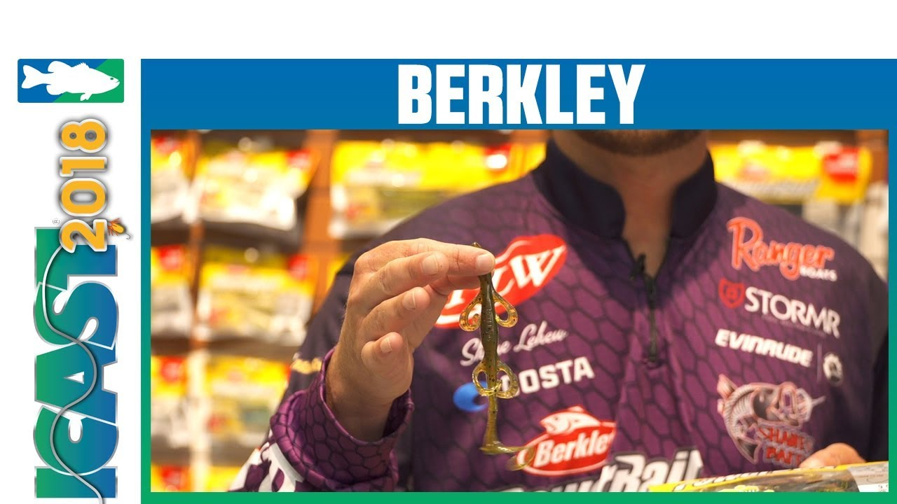 "- 4/"" BERKLEY POWERBAIT Power Grub 10 ct Chartreuse Pepper"