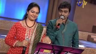 Swarabhishekam - స్వరాభిషేకం - Mallikarjun & Gopika Poornima Performance  - 15th Dec 2013