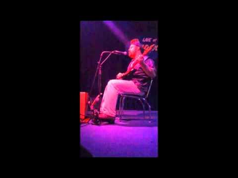 Dan Sheffield live - Forever Night Shade Mary (Latin Playboys cover)