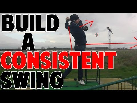 HOW TO BUILD A CONSISTENT GOLF SWING | Student Review