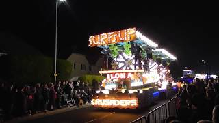 Highbridge & Burnham on Sea Carnival, November 2018