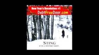 Sting - If On A Winters Night - Lo How A Rose E