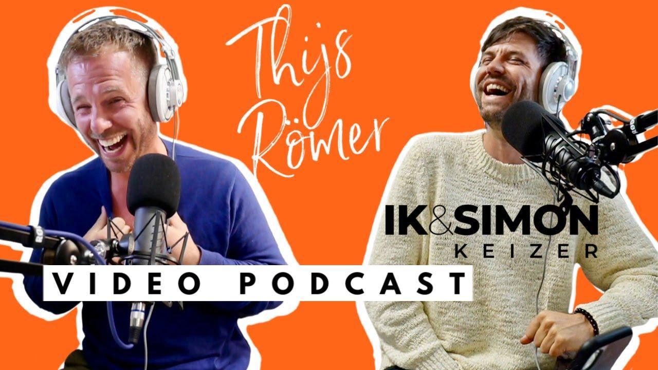 THIJS RöMER over zijn EXEN !! | Simon Keizer Video Podcast