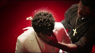 KODAK BLACK TAKES HIS SATANIC BLOOD BAPTISM IN NEW MUSIC VIDEO....