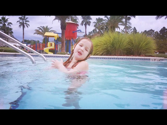 Pool Date With Ava