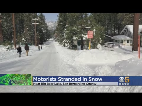 STORMWATCH: Wind, Rain And Snow Make Return Travel From Thanksgiving Weekend Difficult