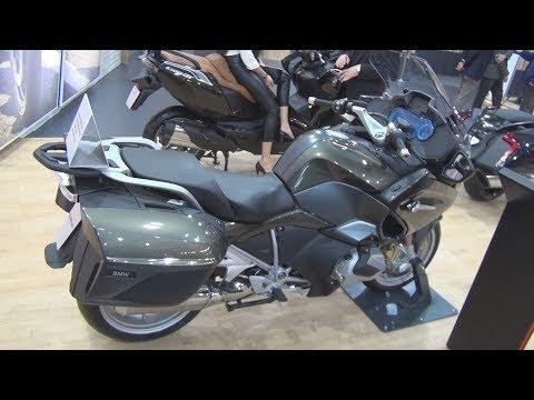 BMW Motorrad R 1250 RT (2020) Exterior And Interior