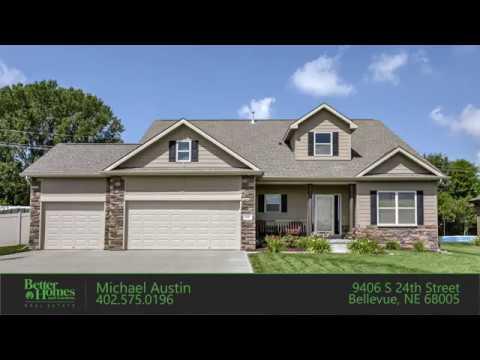Omaha Home Tour: 9406 S 24th Street (Michael Austin, BHG Real Estate)
