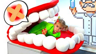Five Kids Boo boo Song Nursery Rhymes & Children's Song