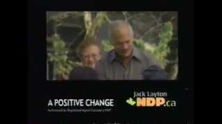 NDP Election Ads (2004)
