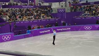 2018.02.16 OG SP Men Yuzuru HANYU