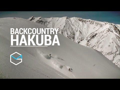 Hakuba, Japan - Backcountry Skiing - HD