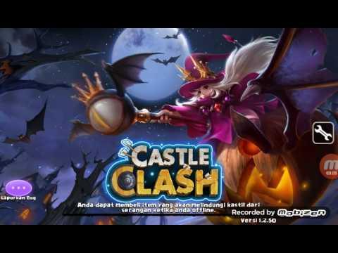 Castle Clash Hack SKILL -} DRUID TO SKILL GRIEMFIEND