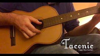 """Mystery Train"" - Early 1960s Giannini No. 6 Classical Guitar"
