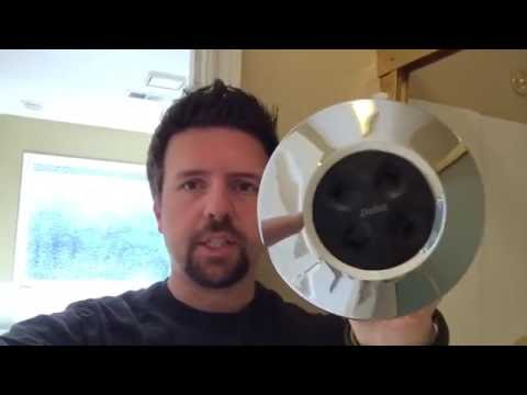 Delta Faucet 75152 Water Amplifying Shower Head - Unboxing and ...