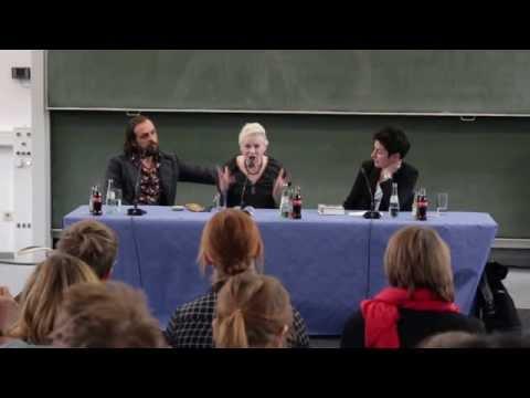 Vivienne Westwood an der Hochschule Niederrhein - 09. Juni 2015