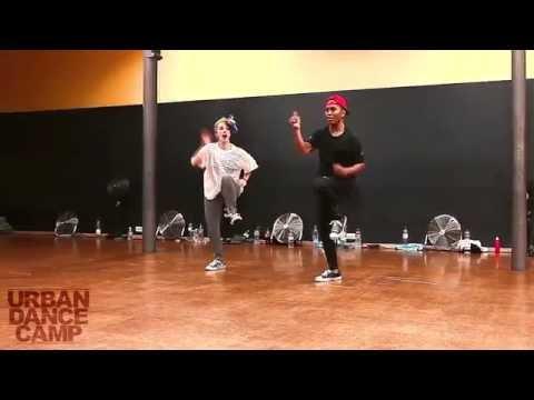 My Life  Robin Thicke  Lyle Beniga ft Jillian Meyers Choreography  URBAN DANCE CAMP