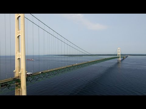 Boat Trip to the Straits of Mackinac