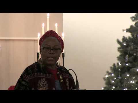 Belinda's Message on Christmas Eve