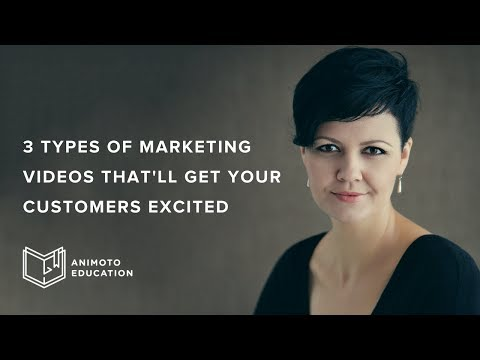 3 Marketing Videos That'll Get Your Customers Excited ft. Kelly Brown
