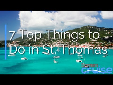 7 Top Things to Do in St. Thomas