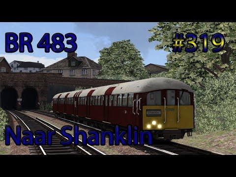 Met de BR483 naar Shanklin - Train Simulator 2017 #319