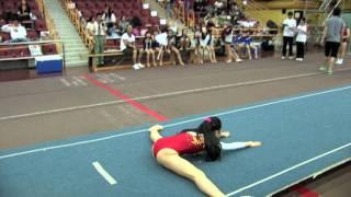 2011全港小學體操邀請賽 女子自由體操 02